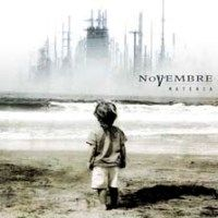 Novembre - Materia CD (album) cover