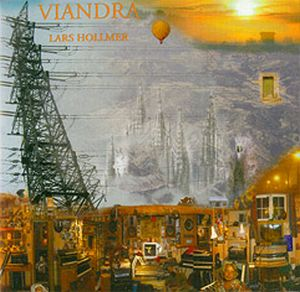 Viandra by HOLLMER, LARS album cover