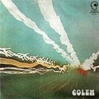 Sand - Golem   CD (album) cover