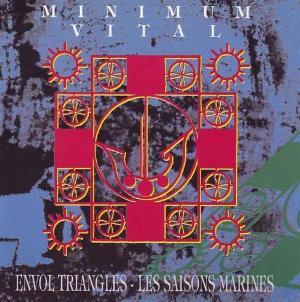 Envol Triangles - Les Saisons Marines by MINIMUM VITAL album cover