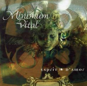 Minimum Vital - Esprit D'Amor  CD (album) cover
