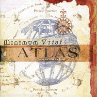 Minimum Vital - Atlas CD (album) cover