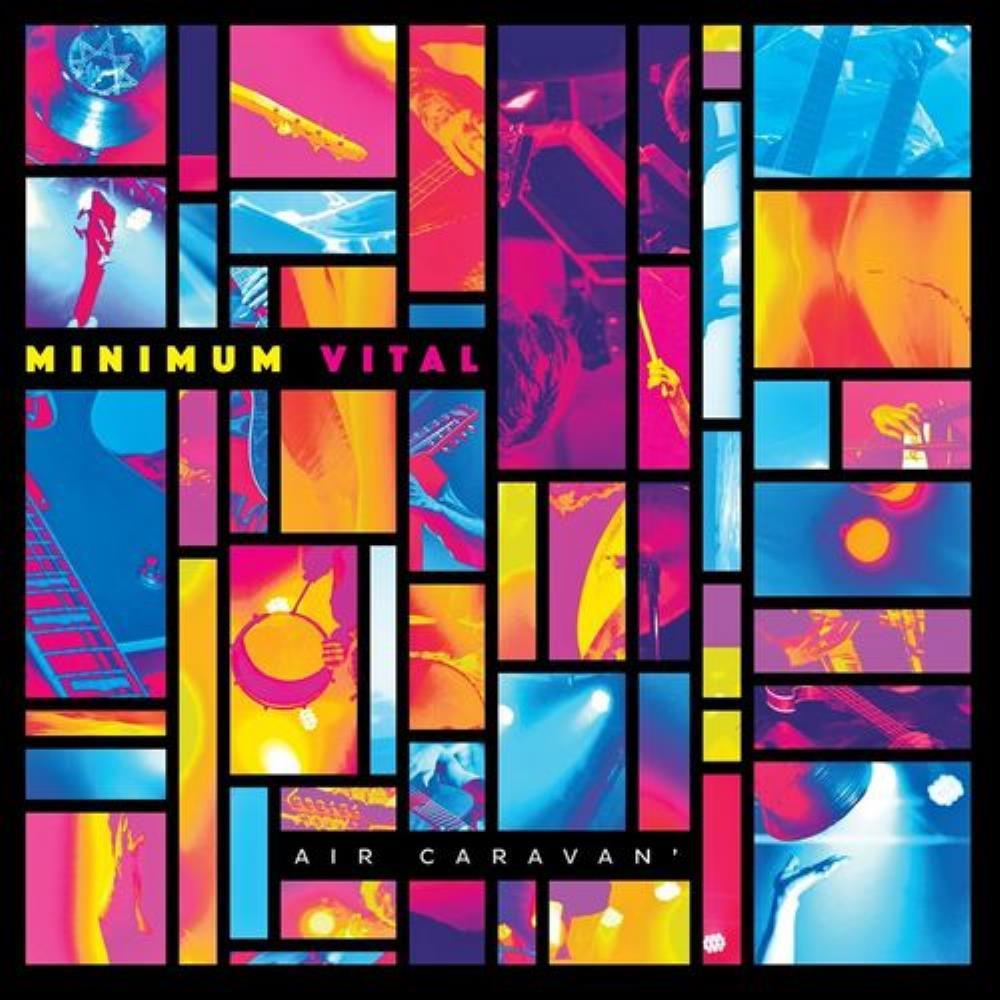 Air Caravan by MINIMUM VITAL album cover