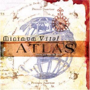 Atlas by MINIMUM VITAL album cover
