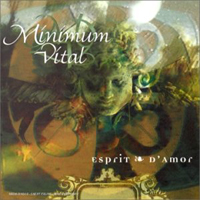 Minimum Vital Esprit D'Amor  album cover