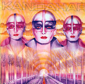 Long Live The Sliced Ham by KANDAHAR album cover