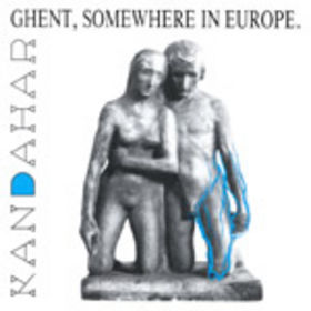 Kandahar - Ghent, somewhere in Europe  CD (album) cover