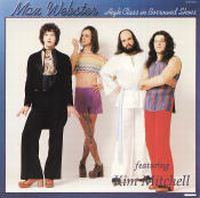 Max Webster - High Class In Borrowed Shoes CD (album) cover