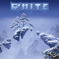White - White CD (album) cover
