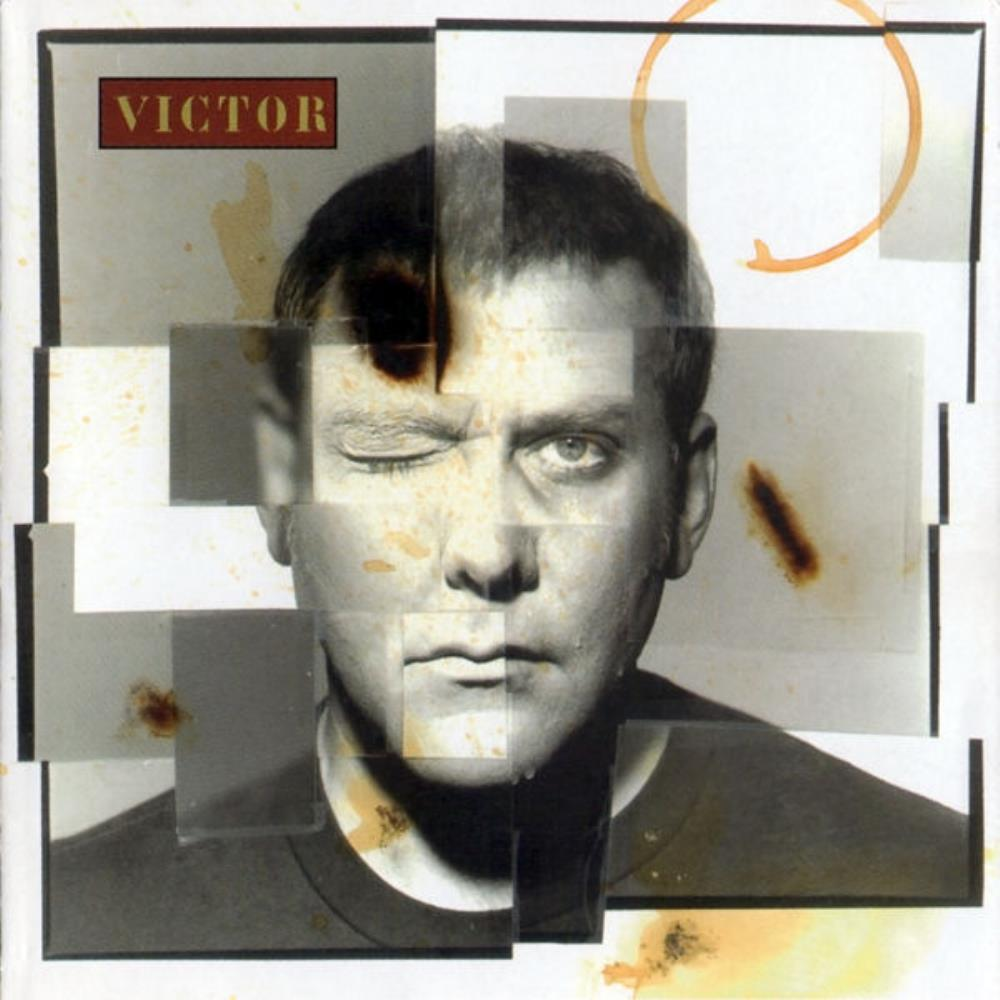 Alex Lifeson - Victor CD (album) cover