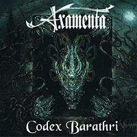 Codex Barathri by AXAMENTA album cover