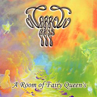 A Room Of Fairy Queen's  by NARROW PASS album cover