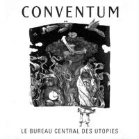Le Bureau Central Des Utopies by CONVENTUM album cover