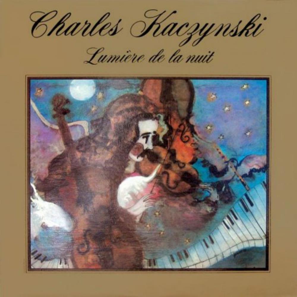 Charles Kaczynski - Lumière de la nuit by CONVENTUM album cover