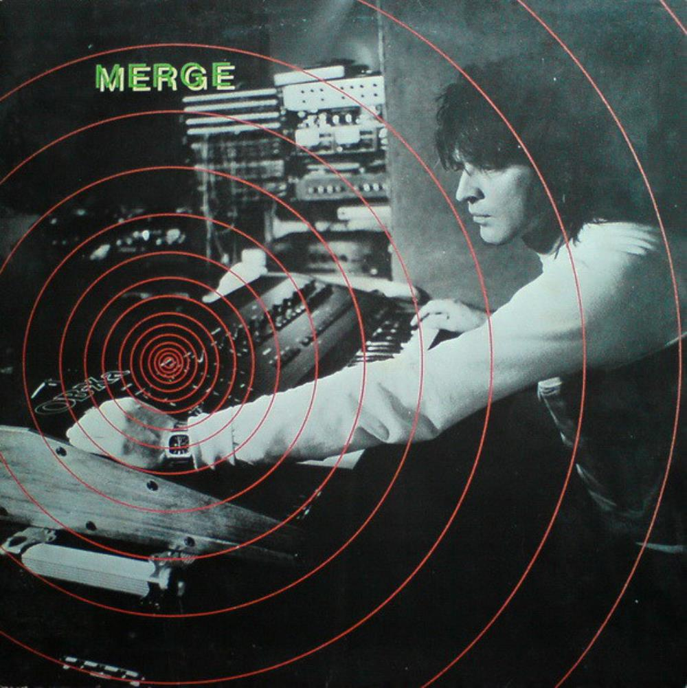 Merge by RISTOVSKI, LAZA album cover