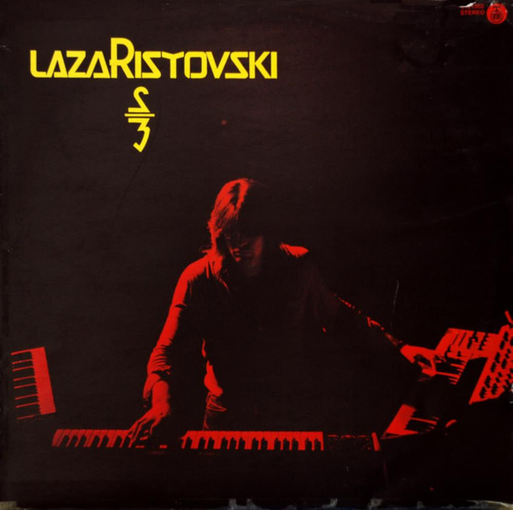2/3 by RISTOVSKI, LAZA album cover