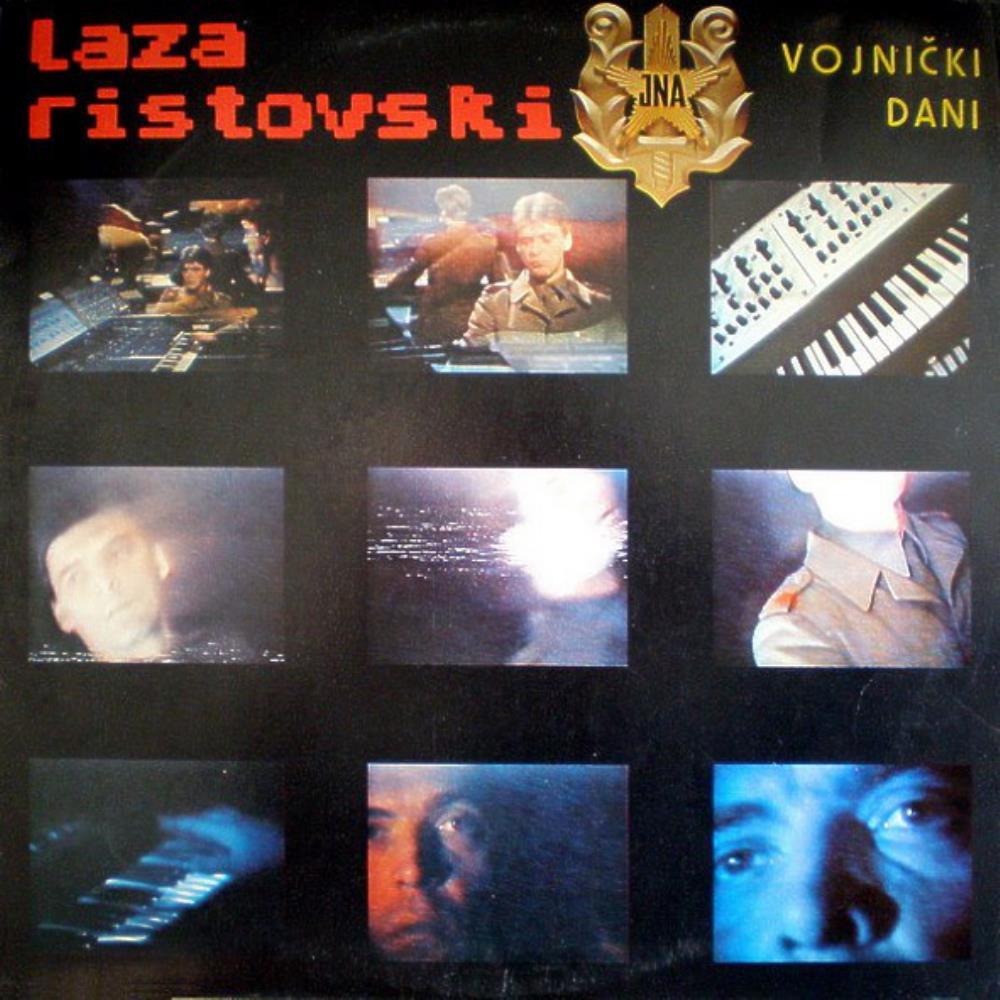 Vojnicki Dani by RISTOVSKI, LAZA album cover