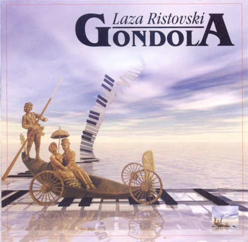 Gondola by RISTOVSKI, LAZA album cover