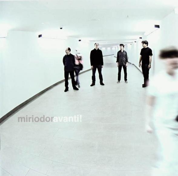Miriodor - Avanti ! CD (album) cover