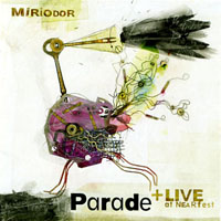 Parade by MIRIODOR album cover