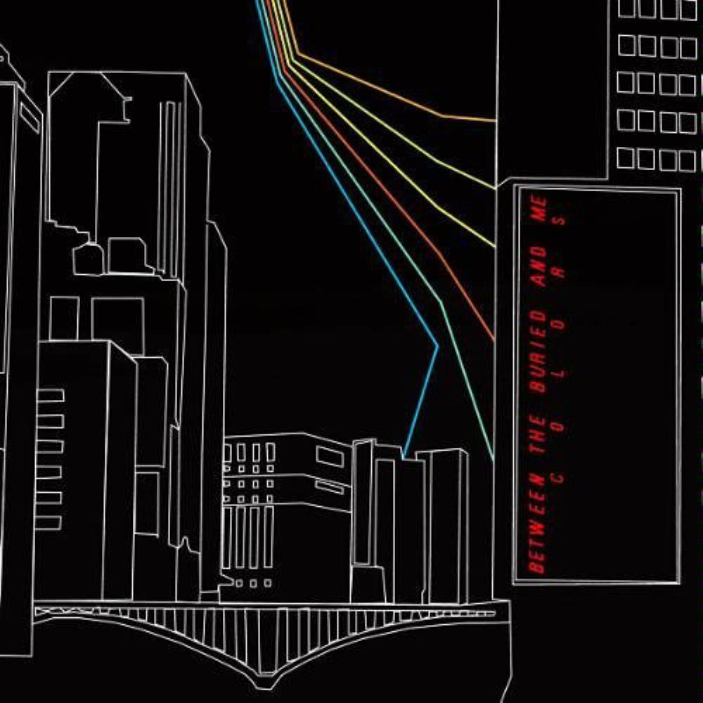 Colors by BETWEEN THE BURIED AND ME album cover
