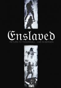 Enslaved Return to Yggdrasill album cover