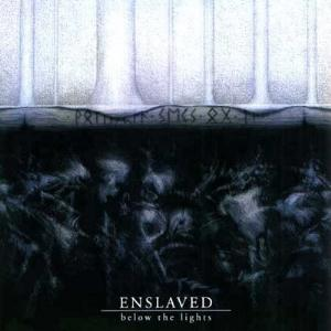 Enslaved - Below The Lights CD (album) cover