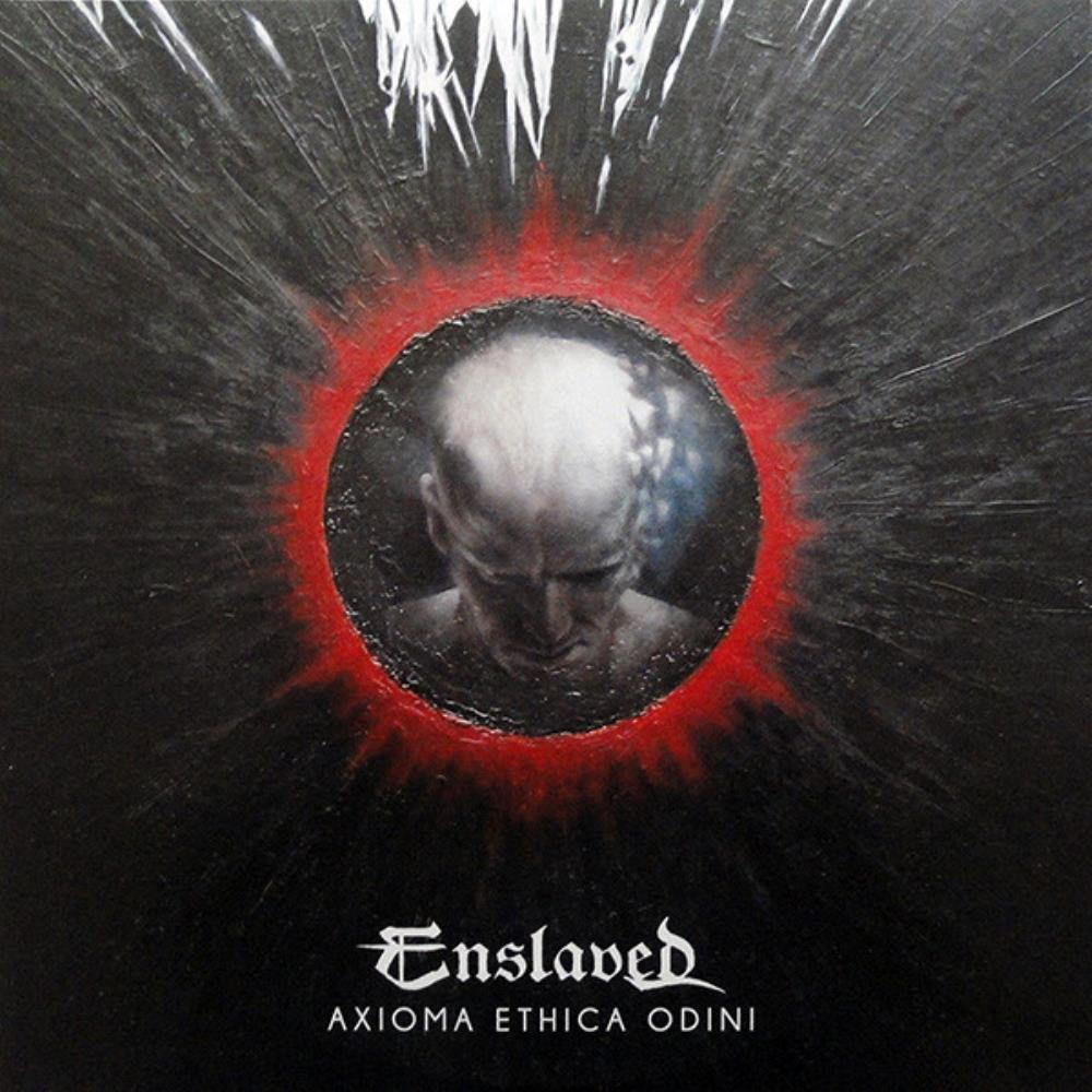 Enslaved - Axioma Ethica Odini CD (album) cover