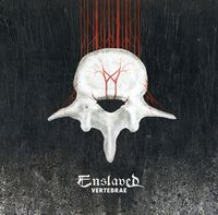 Enslaved - Vertebrae CD (album) cover