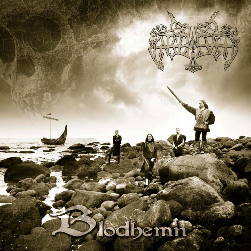 Blodhemn by ENSLAVED album cover