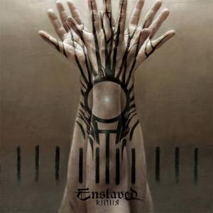 Enslaved - Riitiir CD (album) cover