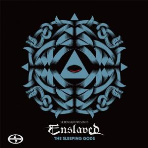 Enslaved The Sleeping Gods album cover
