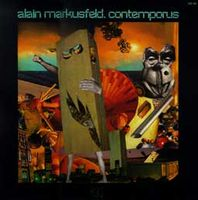 Alain Markusfeld Contemporus album cover