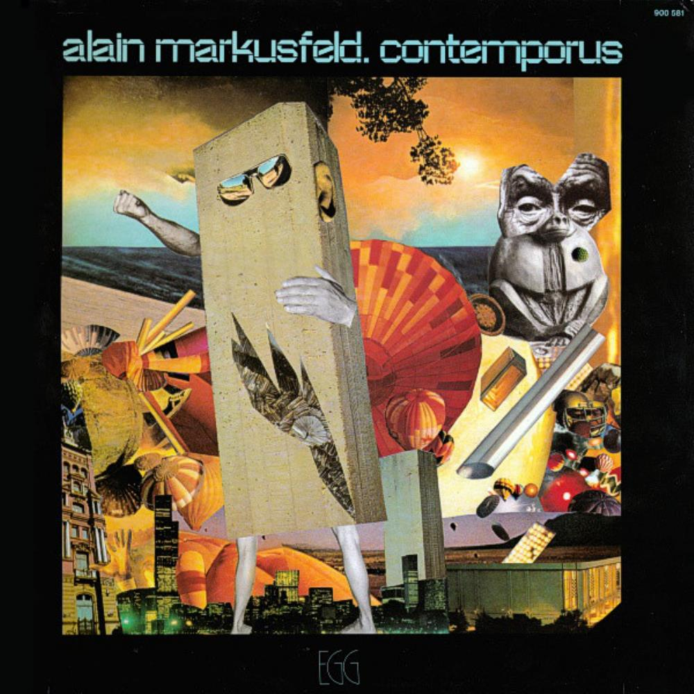 Contemporus by MARKUSFELD, ALAIN album cover