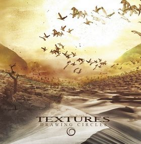 Textures - Drawing Circles CD (album) cover