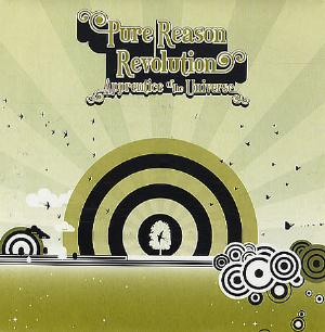 Pure Reason Revolution Apprentice Of The Universe album cover
