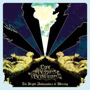 Pure Reason Revolution - The Bright Ambassadors Of Morning CD (album) cover