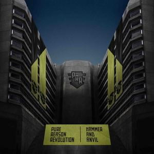 Pure Reason Revolution - Hammer And Anvil CD (album) cover