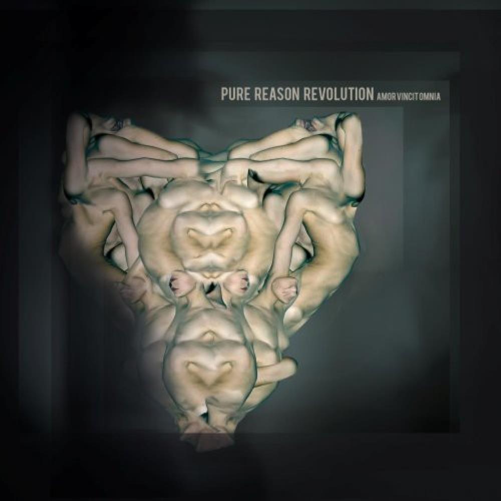Amor Vincit Omnia by PURE REASON REVOLUTION album cover