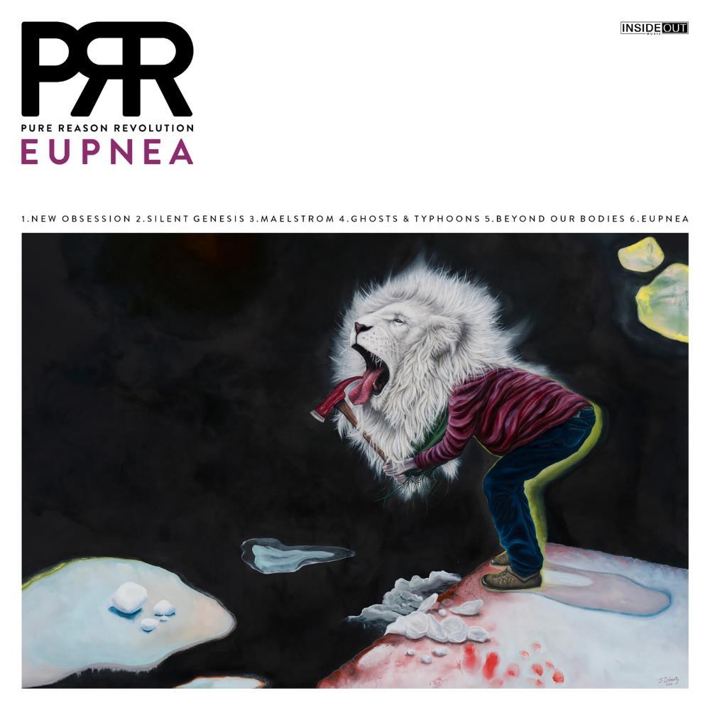 Eupnea by PURE REASON REVOLUTION album cover