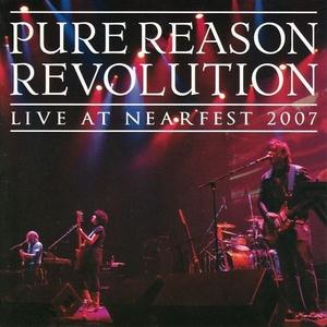 Pure Reason Revolution Live At NEARfest 2007 album cover