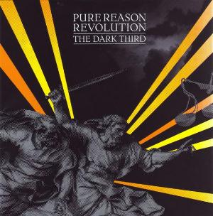 The Dark Third by PURE REASON REVOLUTION album cover