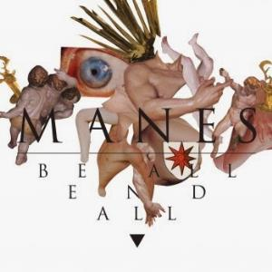 Manes - Be All End All CD (album) cover