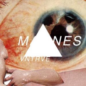 Vntrve by MANES album cover