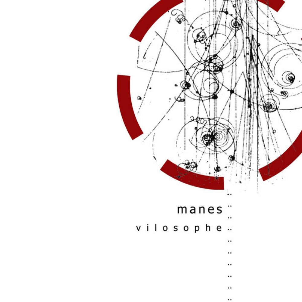 Manes - Vilosophe CD (album) cover