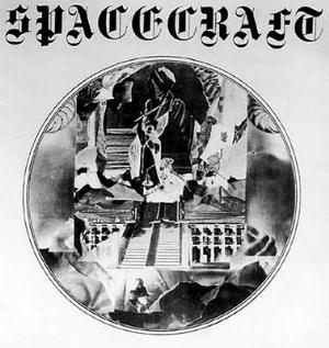 Paradoxe by SPACECRAFT album cover
