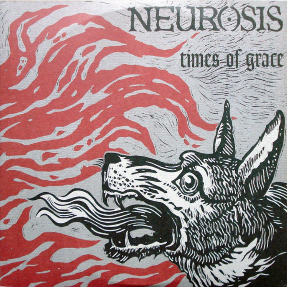 Neurosis Times Of Grace album cover