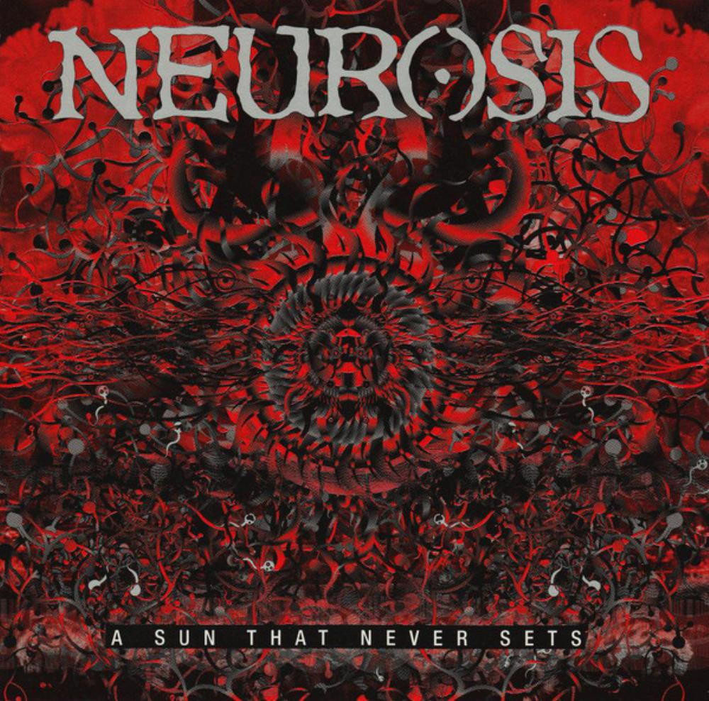 Neurosis - A Sun That Never Sets CD (album) cover