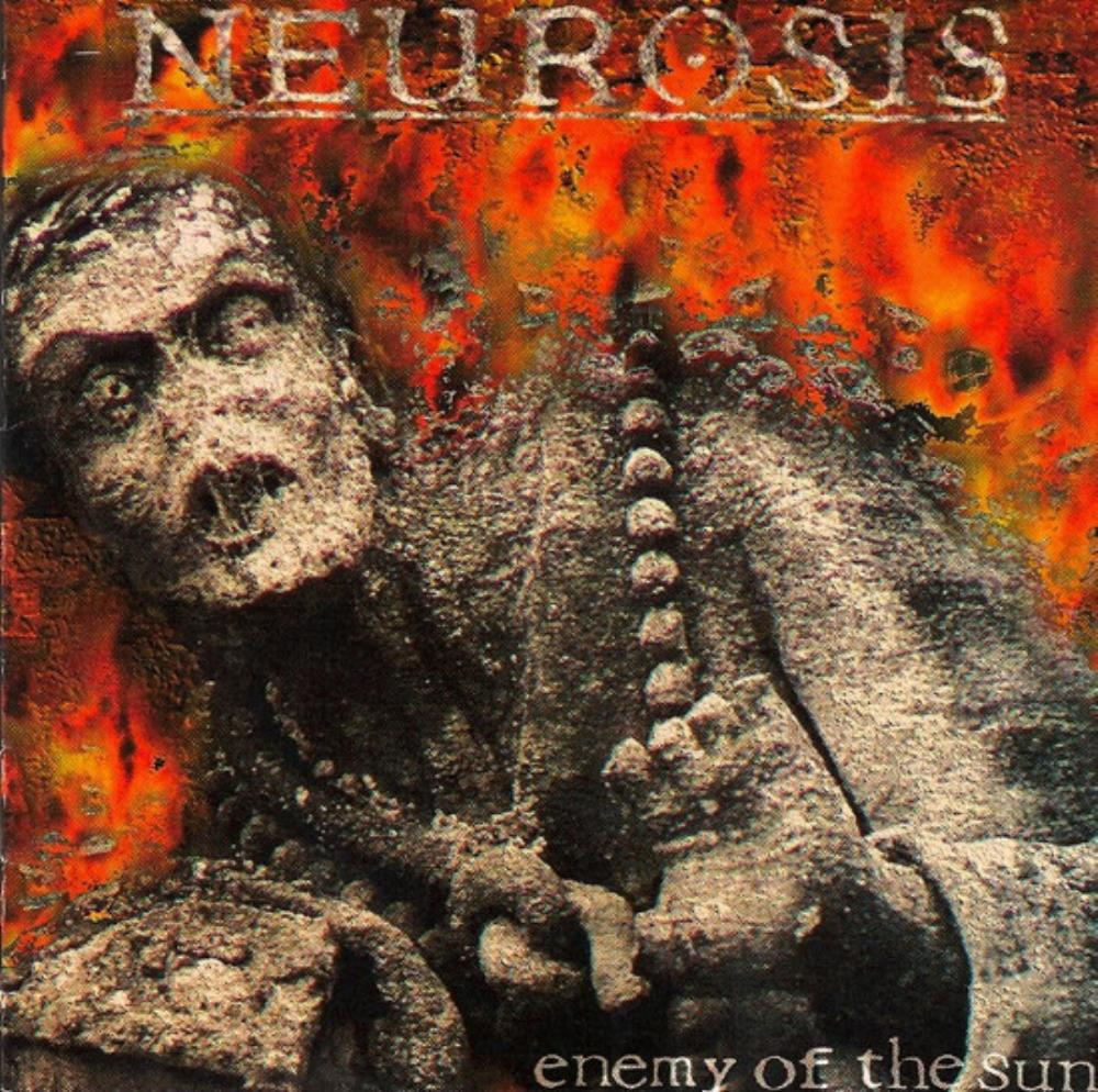 Enemy Of The Sun by NEUROSIS album cover