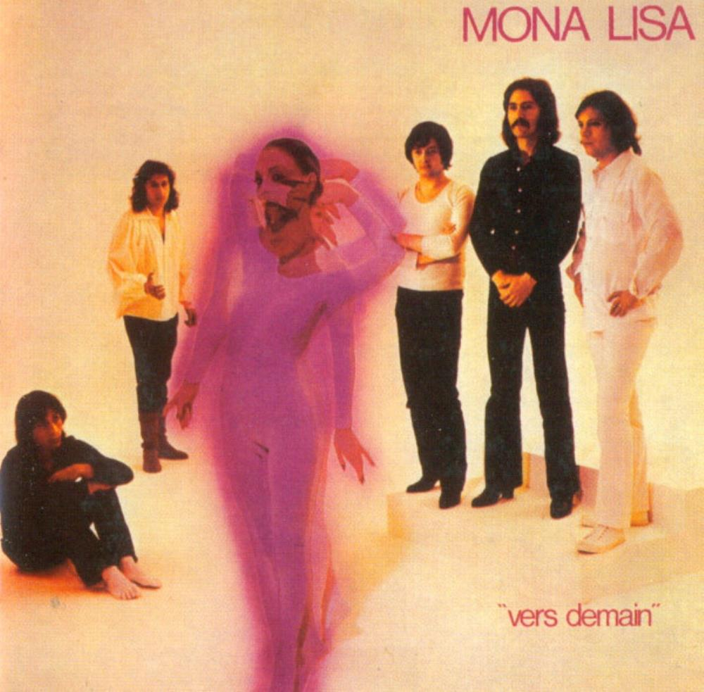 Mona Lisa Vers Demain album cover